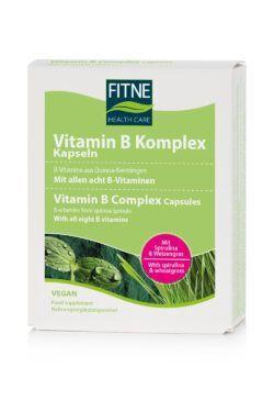 Fitne Vitam B Komplex Kapseln 60Stück