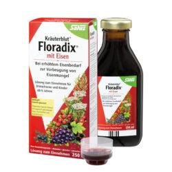 Floradix® Salus® Kräuterblut® mit Eisen 250ml