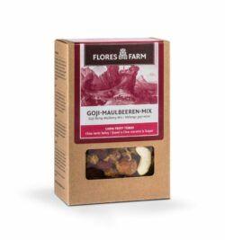 Flores Farm Bio Goji-Maulbeeren Mix 6x100g
