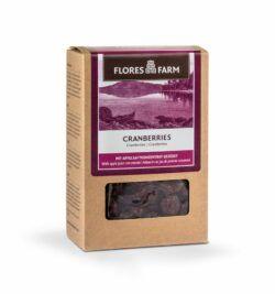 Flores Farm Premium Bio Cranberries 6x100g