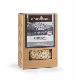 Flores Farm Premium Bio Zedernüsse 6x80g