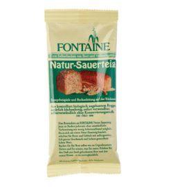 Fontaine Natur-Sauerteig 15x150g