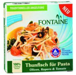 Fontaine Thunfisch für Pasta Olive 8x200g