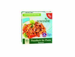Fontaine Thunfisch für Pasta Tomate 8x200g