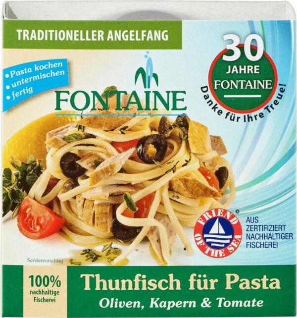 Fontaine Thunfisch für Pasta Olive 200g
