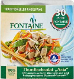Fontaine Thunfischsalat Asia 200g
