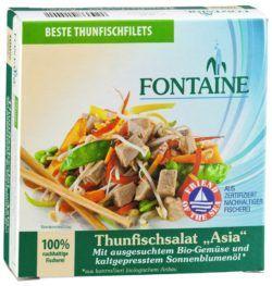 Fontaine Thunfischsalat Asia 8x200g