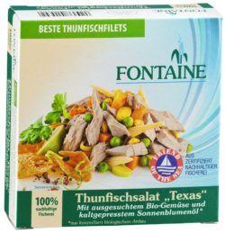Fontaine Thunfischsalat Texas 8x200g