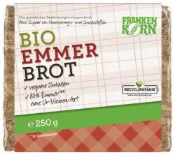 Frankenkorn Bio Vollkorn-Emmermischbrot 12x250g