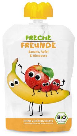 "Freche Freunde ""Banane, Apfel & Himbeere"