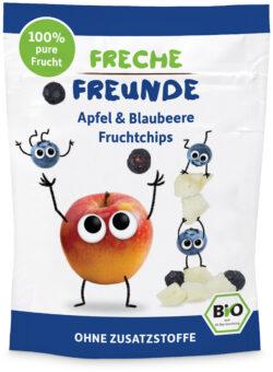 "Freche Freunde erdbär ""100% Apfel & Blaubeere"