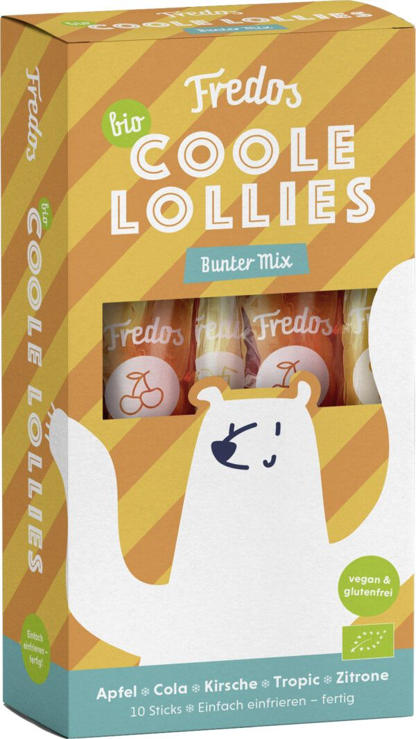 Fredos Coole Lollies