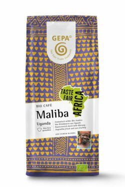 GEPA - The Fair Trade Company Bio Café Maliba 6x250g