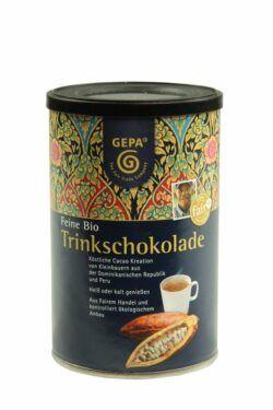 GEPA - The Fair Trade Company Bio Trinkschokolade 6x250g