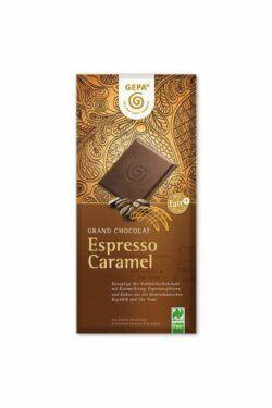 GEPA - The Fair Trade Company Espresso Caramel 10x100g