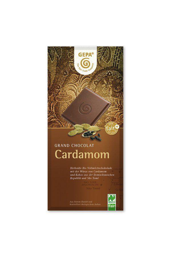 GEPA - The Fair Trade Company Cardamom 10x100g