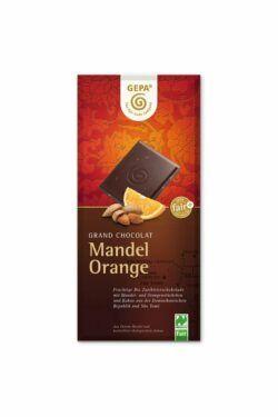 GEPA - The Fair Trade Company Mandel Orange 10x100g