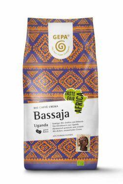 GEPA - The Fair Trade Company Afrika Caffé Crema Bassaja 4x1kg