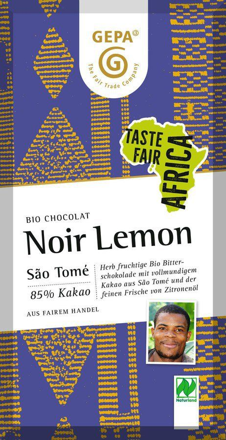 GEPA - The Fair Trade Company Bio Noir Lemonöl 10x80g