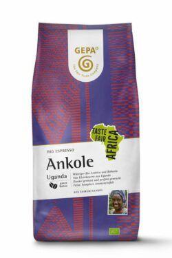 GEPA - The Fair Trade Company Bio Espresso Ankole 4x1000g