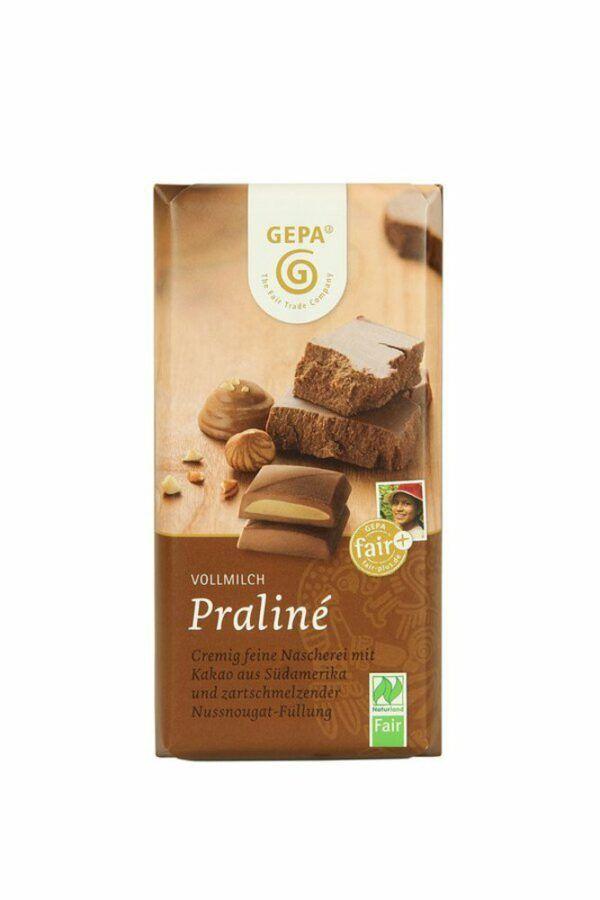 GEPA - The Fair Trade Company Praliné 10x100g