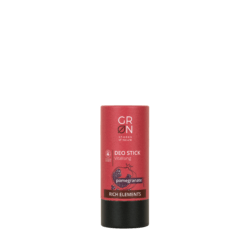 GRN [GRÜN] Deo Stick Vitalisierend Bio-Granatapfel - Rich Elements 40g