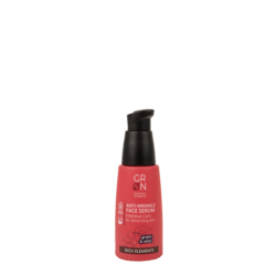 GRN [GRÜN] Anti-Falten Gesichtsserum IntensivePflege Bio-Olive & Bio-Traube - Rich Elements 30ml
