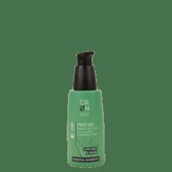 GRN [GRÜN] Gesichtsgel Ausgleichende Pflege Aloe Vera & Hanf - Essential Elements 50ml