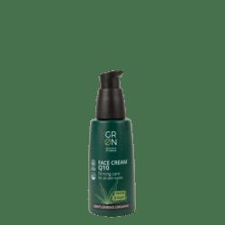 GRN [GRÜN] Q10 Gesichtscreme Straffende Pflege Bio-Hanf & Bio-Hopfen - Gentlemen's Organic 50ml