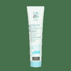GRN [GRÜN] Zahngel Sensitiv - Ohne Fluorid, Thermalwasser - Dental Elements 75ml