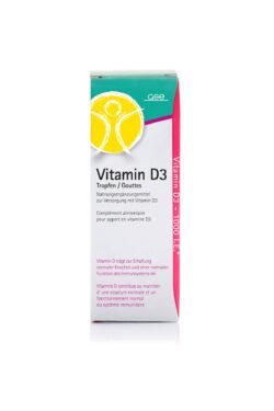 GSE  Vitamin D3 Tropfen 50ml