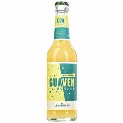 GUA Bio-ven-Fruchtimonade mit natürlichem Lemongras-Extrakt 24x0,33l