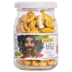 GUTDING Byrd - geröstete Bio-Cashews à la Café-Paris im Pfandglas, ohne Zuckerzusatz, glutenfrei & vegan 6x125g