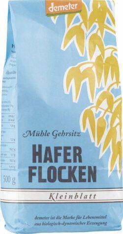 Gehrsitz Haferflocken demeter, Kleinblatt 6x500g