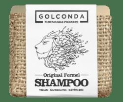 Golconda - Sustainable Products Golconda Haarseife - Original Formel 65g