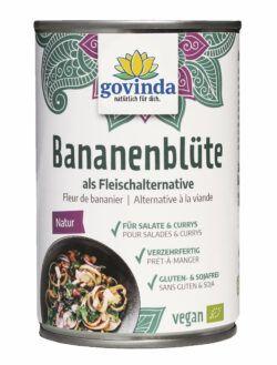 Govinda Bananenblüten 6x400g