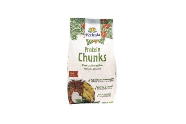 Govinda Bio Protein Chunks, Hack 6x175g