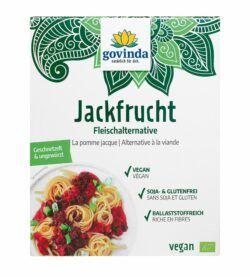 Govinda Jackfrucht Fleischalternative Schnetzel 6x200g
