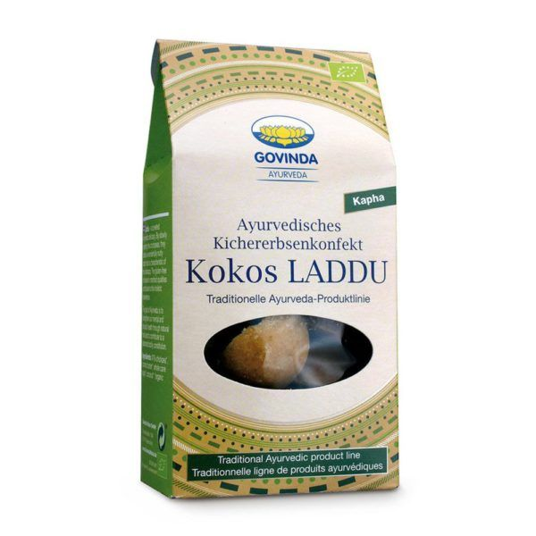 Govinda Kokos-Laddu 6x120g