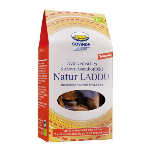 Govinda Natur- Laddu 6x120g