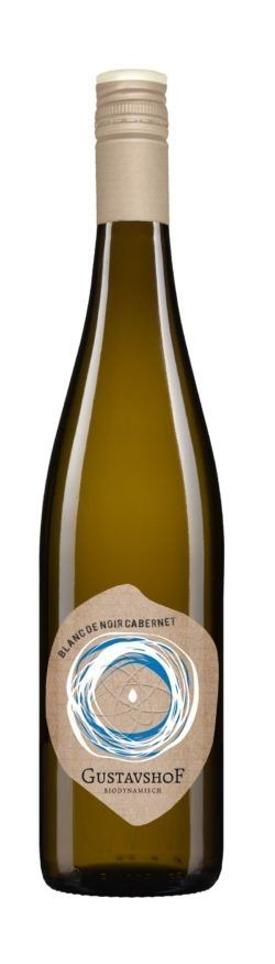 Gustavshof Blanc de Noir - St. Laurent und Heroldrebe, histamingetestet 6x0,75l