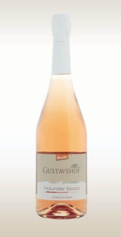 Gustavshof Holunder Secco 6x0,75l