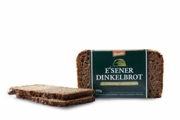 Härdtner Spezialitäten E'sener Dinkelbrot aus Goldkeimlinge 6x500g