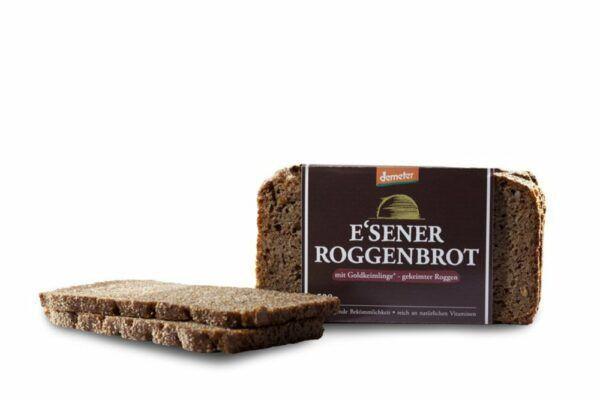 Härdtner Spezialitäten E'sener Roggenbrot - Goldkeimlinge 6x500g