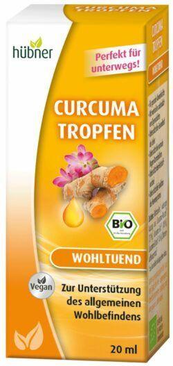 Hübner Curcuma Tropfen 20ml