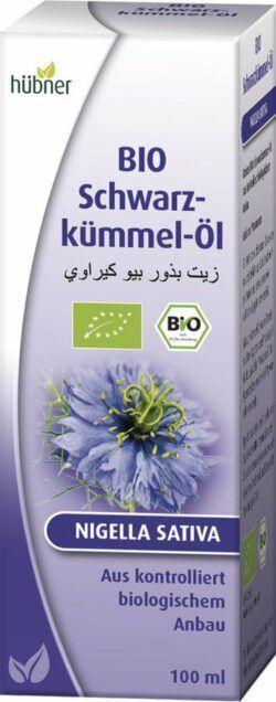 Hübner Schwarzkümmel-Öl Bio 100ml