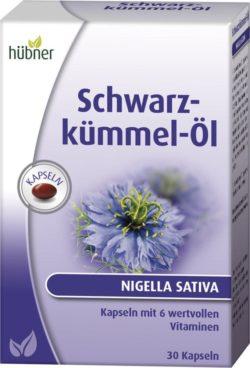 Hübner Schwarzkümmel-Öl Kapseln 30Stück