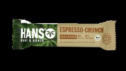 HANS Brainfood HANS Bio-Hanfriegel Espresso Crunch 18x30g