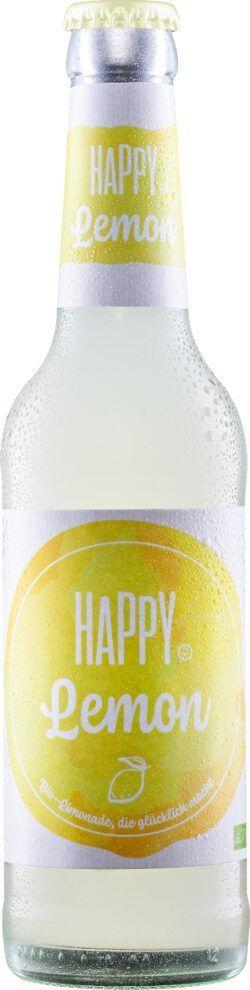 HAPPY Bio-Limonade Lemon 10x0,33l