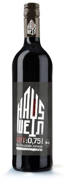 HAUSWEIN - Für Freu[n]de daheim (rot) 6x750ml